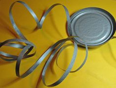 Picture of Cut Metal Strips