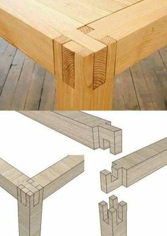 diy moebel wohnideen selber machen tisch aus holz selber brauen diy furniture home decor itself make table from wood brew yourself Living Furniture, Home Decor Furniture, Pallet Furniture, Furniture Design, Furniture Ideas, Furniture Stores, Handmade Wood Furniture, Furniture Outlet, Discount Furniture