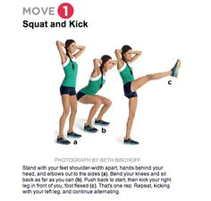 teenhealth - Girls Fitness - The 15-Minute No-EquipmentWorkout