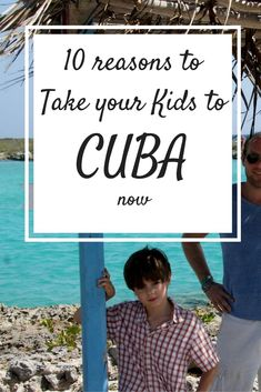 Because Cuba is moving quickly, move faster!