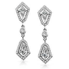 Buy Black dangle earrings for online in USA. Find a wide selection of Dangle earrings within our earrings category. We are providing huge range of Black Earrings for Women at Kobelli.com.