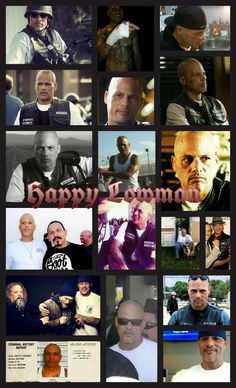 HAPPY LOWMAN sons of anarchy