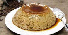 El flan de huevo es una delicia, pero con el toque de café que nos recomiendan desde el blog HOGAR Y OCIO, es una maravilla.