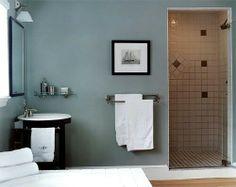 Bathroom Wall Color