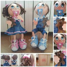 Fofucha puntigoma Diy And Crafts, Projects To Try, Magnolia, Anime, Youtube, Ideas, Knit Slippers, Manualidades, Beautiful Things