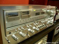 Hifi Stereo, Hifi Audio, Pioneer Audio, Speaker Amplifier, Speakers, Arduino, Retro, Audio Room, Audio Sound