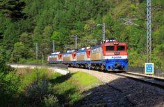 Korail 8000 8045 at Baeksanyeok — Trainspo