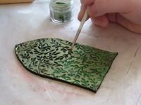 Polymer Clay Fairy Door · How To Make A Piece Of Doll Furniture · Molding on Cut Out + Keep