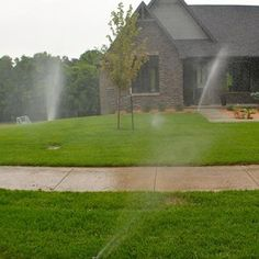 We take pride in our knowledge of lawn irrigation sprinkler systems and drainage solutions because it is one of the key factors that sets us apart from our competitors.