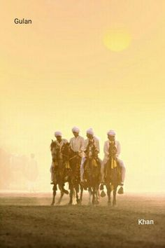 Fantastic horse riding in Punjab