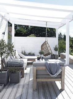 My summer lounge | Stilinspiration