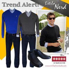 #ninifashion #nerd #trend #style #instyle #streetstyle #fashion http://fashionsiman.blogspot.com