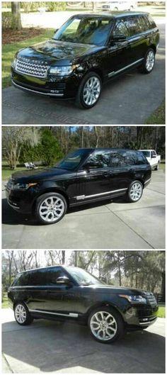 2013 Range Rover!