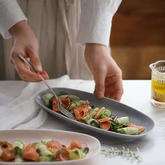 Love Food, Food Photography, Kitchen, Recipes, Korean, Gourmet Salad, Salads, Cooking, Korean Language