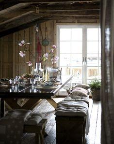 Light attic space
