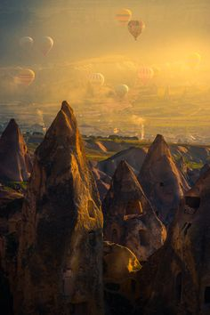 """Morning Cappadocia"", Photo by Coolbiere. A."