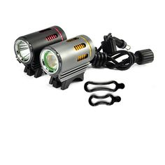 31.10$  Buy here - http://aliwzd.shopchina.info/go.php?t=32795307538 - New Low & High Beam bike light front handlebar cycling led lights battery flashlight torch headlight bicycle accessories 31.10$ #SHOPPING