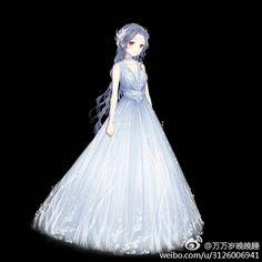 Bellethiel- Lothlorien dress.