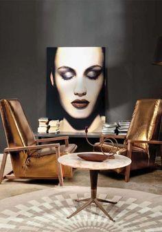 Glamorous Living | cynthia reccord