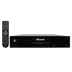 Acesonic KOD-3000 Dual Hard Drive Network Blu-ray Disc Jukebox - English