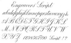 old handwriting styles english   In the following illustration, you will see strokes and nib action ...