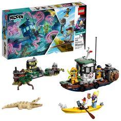 LEGO® Hidden Side™ Minifigur Geisterjäger Jack aus dem Set 70427