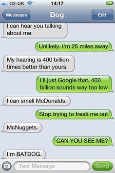 New funny texts fails humor shirts Ideas Funny Dog Texts, Funny Text Fails, Funny Text Messages, Funny Dogs, Hilarious Texts, Stupid Texts, Funny Pranks, Humor Texts, Text Message Fails