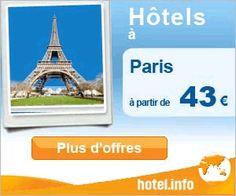 Réserver votre hotel en ligne sur Hotel.info