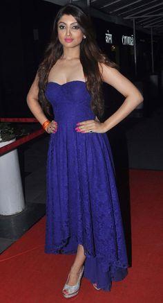 Akanksha Puri at screening of 'Calendar Girls'. #Bollywood #Fashion #Style #Beauty #Hot #Sexy #Punjabi