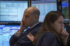 Wall Street recua com resultados e cautela para o Fed - http://po.st/WXICsP  #Bolsa-de-Valores - #FED, #Indicadores, #Juros, #Produção, #Resultados