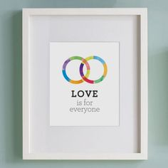 Love is for everyone! #joiedevivrecelebrations