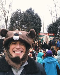 Matt King, David Dobrik, Vlog Squad, Groundhog Day, My People, Handsome Boys, Alice In Wonderland, Youtubers, Winter Hats
