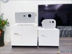 OVO U5 智慧投影機開箱動手玩:輕盈、護眼,150 吋掌上無框電視帶著走!正版第四台影音內容專屬優惠 - 電腦王阿達