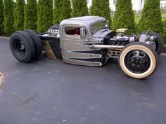 1938 Rat Rod Dually Deluxe   by 42oldschool