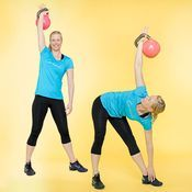 Kroppa timmiksi kahvakuulalla – kuuden liikkeen tehotreeni | Me Naiset Flat Tummy, Excercise, Gym Workouts, Fitness Motivation, Exercise Motivation, Gym Equipment, Health Fitness, Sporty, Running