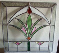 stained glass corner panels | Custom St Glass Windows - 1Glass Impressions & Kleen Master Sinks ...