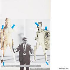 The Journey (Psychogram in 360 Collages) -- Part 2: The Better  Half -- *Der Mensch als trübes Säugetier, dass sich kämmt* Collage 274 of 360 // www.marcelbuehler.com