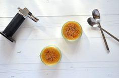 Crema catalana is een typisch Spaans nagerecht, een lekker recept met gebrande rietsuiker.