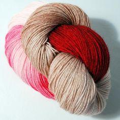 Ancient Arts Yarn - Winter Berry