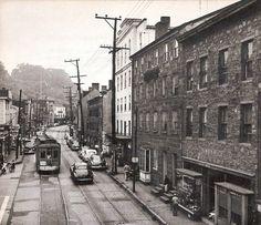 Ellicott City, Maryland 1950