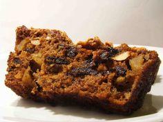 ...Filosofía de Sabor...: Budín de 2 manzanas, y otras cositas, casi como una Torta Galesa