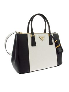 If Money Were No Object this Prada purse would be mine.