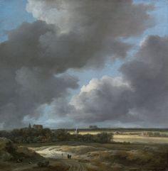 Maestros del paisaje: Jacob Ruysdael » Trianarts