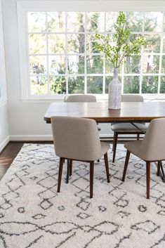 Nothing elevates a simple space quite like a plush Marrakesh Shag rug. Asymmetric design and subtle hues make it the perfect choice for adding an interesting touch to your design. Square Rugs, Modern Rugs, Modern Living, Buy Rugs, Dining Chairs, Dining Room, Home Accessories, Room Decor, House Design