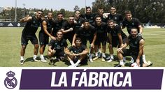 Real Madrid  Eight Real Madrid youth-team players included in pre-season tour squad!