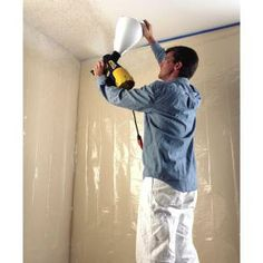 $93.97 Wagner Power Tex Texture Sprayer-0520000 at The Home Depot