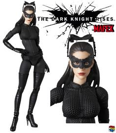 Selina Kyle MAFEX Action Figure No.009