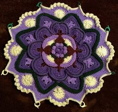 Project Gallery for Mandala Madness Part 3