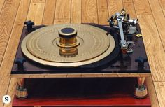 Mono and Stereo High-End Audio Magazine: Teragaki Takeshi turntables Hifi Turntable, Audiophile, High End Turntables, High End Audio, Phonograph, Hifi Audio, Record Player, Audio System, Sound & Vision