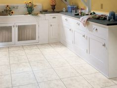 Tarkett Tiles Vinyl Flooring - The main reason that tiles are materials for floors is that it provides individuals the cha Hallway Flooring, Floating Floor, Luxury Vinyl Flooring, Tile Floor, Tiles, Marble, Kitchen Cabinets, Smoke, Pearls